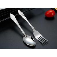 Stainless Steel Tableware-mandarin design